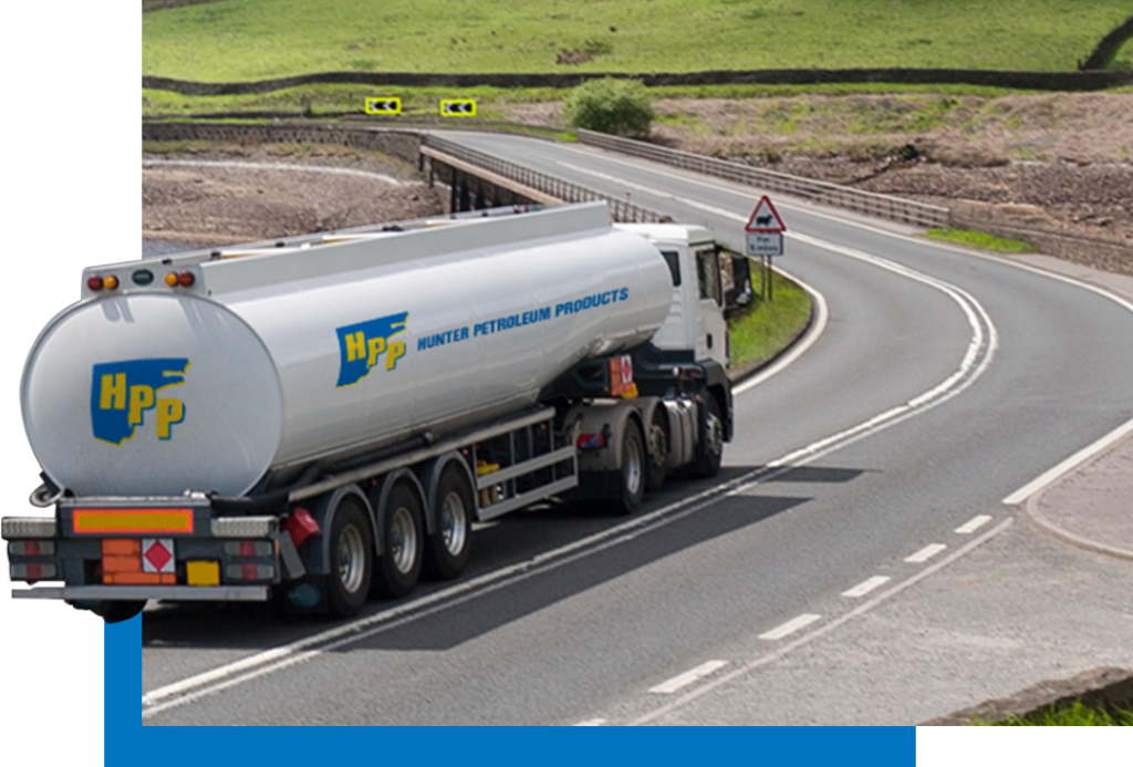 Hunter Petroleum Products, Fuel Distributor, Lubricant Supplier