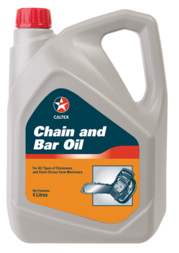HPP Caltex Lubricants, Caltex Chain n Bar Oil