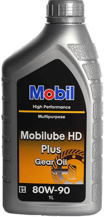 HPP Mobil Lubricants, Mobillube HD plus 80w90