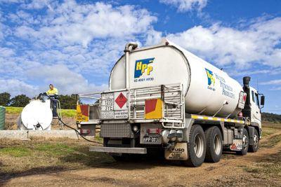 Modern Fleet, Hunter Petroleum Products, Fuel Distributor, Lubricant Supplier