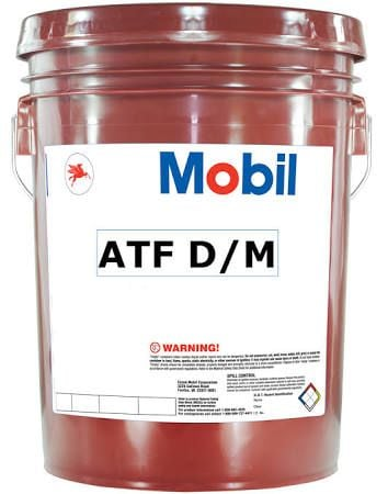 HPP Mobil Lubricants, DTE 26