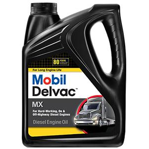 HPP Mobil Lubricants, Delvac MX 15w40