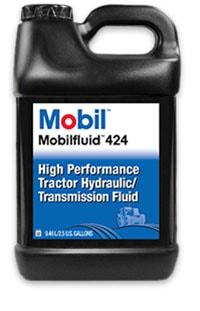 HPP Mobil Lubricants, Mobilfluid 424