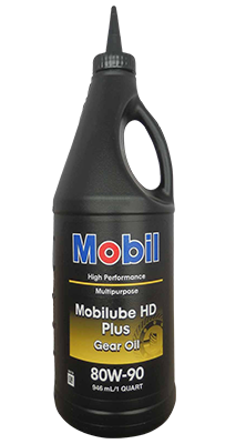 HPP Mobil Lubricants, Mobillube HD plus 85w140