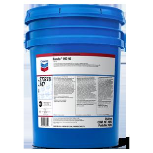 HPP Caltex Lubricants, Rando HD 46 & Rando HD 68 – HD 46